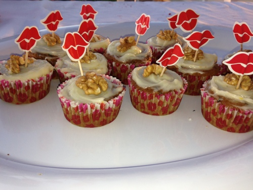 carrotcake cupcake photo